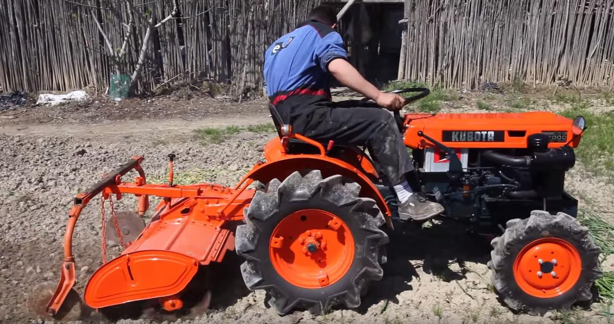 kleintraktor kubota: kleintraktor kubota gebraucht kaufen anzeigen
