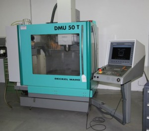 Deckel Maho Dmu50t Gebraucht Kaufen