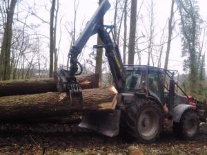 Forstschlepper gebraucht