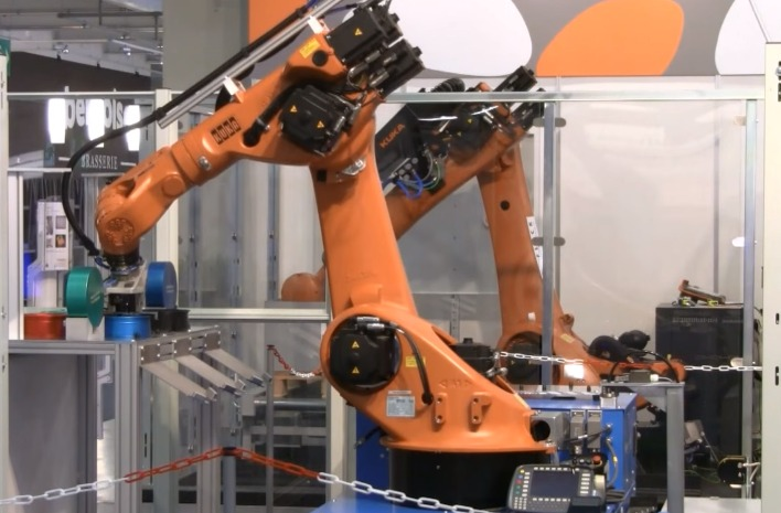 Roboter gebraucht kaufen